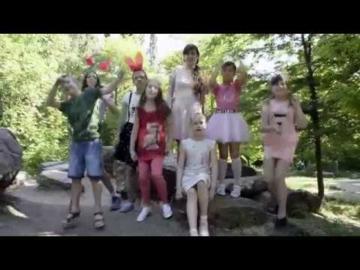 """Социально музыкальный проект """"Если в сердце любовь"""" - Радость"""